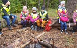 Ištvermės žygis į Kleboniškio mišką